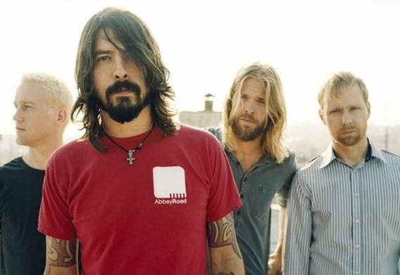 Foo Fighters op Pinkpop