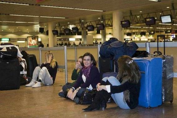Gestrande reizigers kunnen terugbetaling ticket vragen
