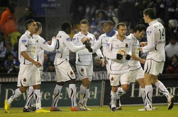 Club Brugge mag nog eens vieren