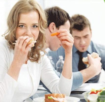 Baas mag enkel gezonde lunch voorzien