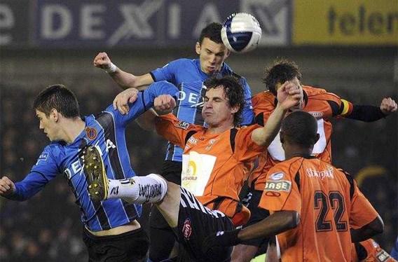 Club verplettert Charleroi met forfaitscore