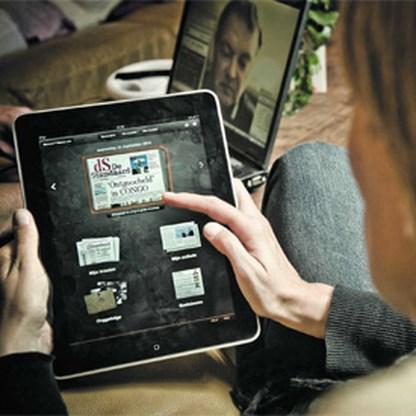 De Standaard best verkochte iPad-app in België