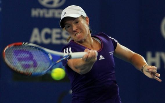 Justine Henin: 'Australian Open wordt een gevecht'