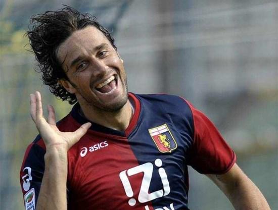 Juventus moet Luca Toni al een maand missen