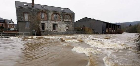 Situatie in Wallonië blijft verbeteren