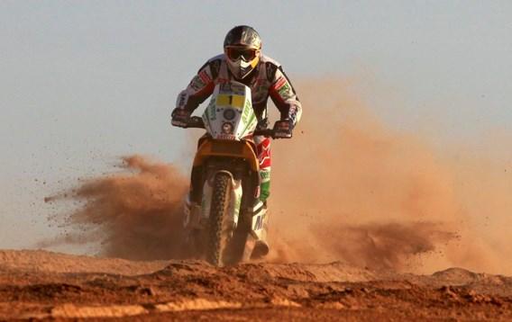 Marc Coma wint achtste etappe in Dakar