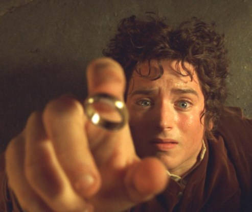Ook Elijah 'Frodo' Wood in The Hobbit
