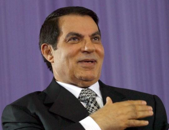 Neef Ben Ali na jaar gearresteerd
