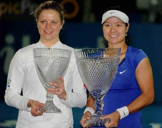 Kim Clijsters: 'Ik speelde niet mijn beste wedstrijd'