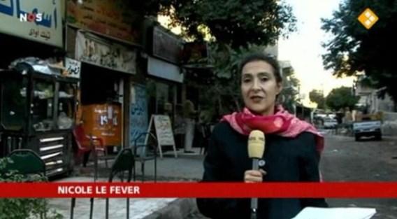 NOS-reporter doet verslag vanuit Tunesië in... Egypte