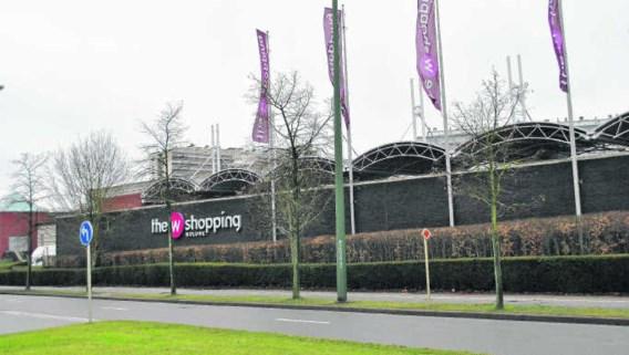 Het Woluwe Shopping Center is veruit het duurste in de regio.rdb