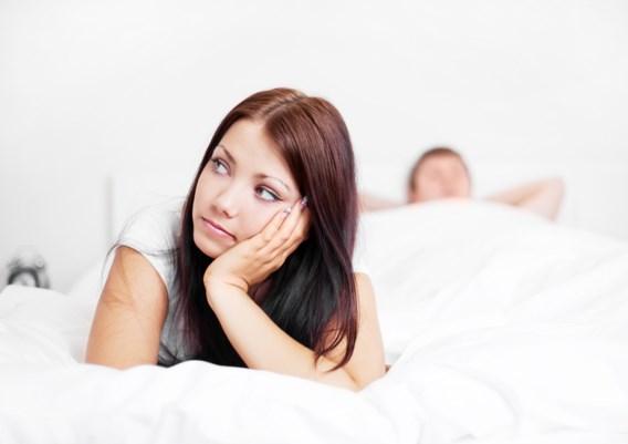 Zeven op tien koppels zijn te moe voor seks