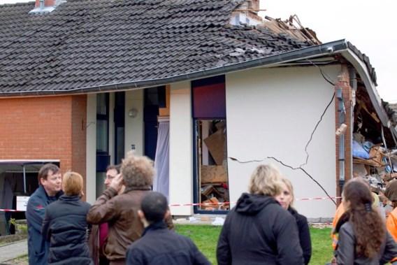 Geen slachtoffers bij gasexplosie in Doornik