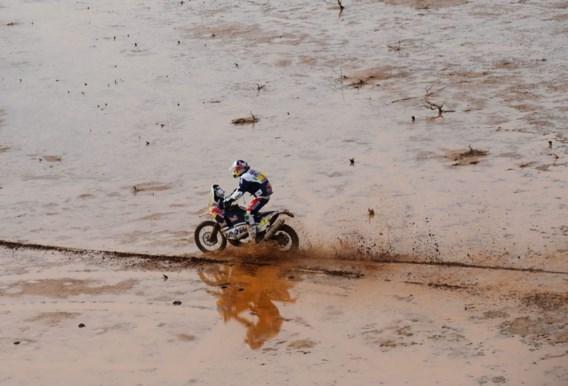 Marc Coma wint Dakar 2011 voor motorrijders