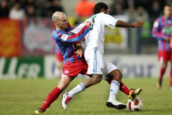 Aston Villa strikt Kameroener Jean II Makoun