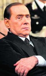 Silvio Berlusconi.ap