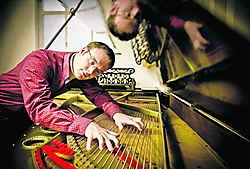 Liebrecht Vanbeckevoort: 'Als pianist leid je een eenzamer leven dan andere musici.' Jimmy Kets