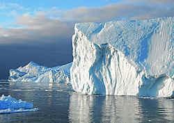 IJsberg, Ilulissat.Kris Peeraer