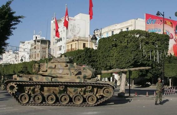 Opnieuw vuurgevechten in centrum Tunis