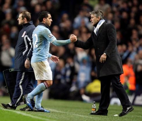 Tevez wil terug naar Manchester City