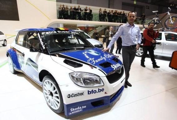Loix en Neuville in 100-jarige Rally van Monte Carlo