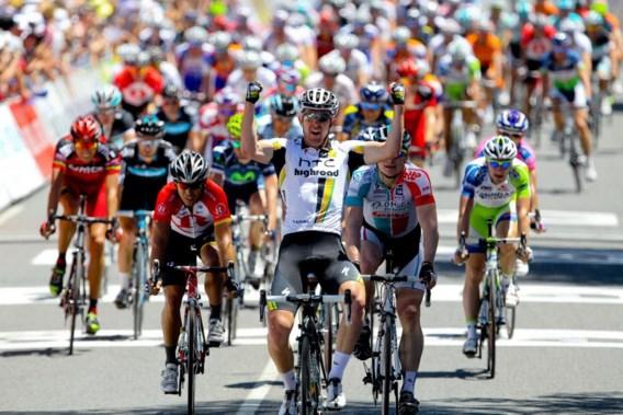 Goss is snelste in eerste rit Tour Down Under
