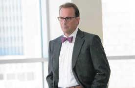 Kevin Costner acteert met verve in 'Mr. Brooks'.bg