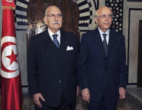 Tunesische president en premier verlaten regeringspartij