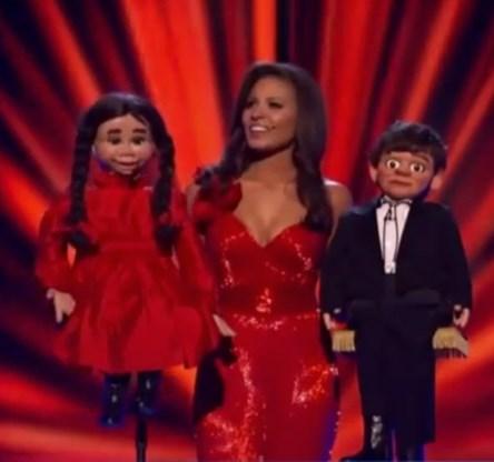 VIDEO: Buikspreken en jodelen tijdens verkiezing Miss America 2011