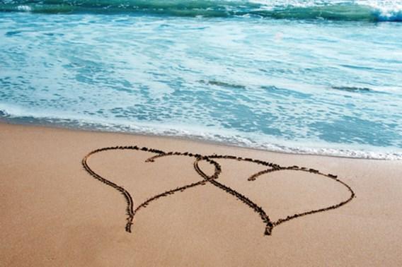 Verlovingsvakantie is nieuwste reistrend