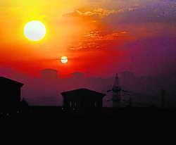 Als de Betelgeuze ontploft, zullen we van een enorme lichtshow kunnen genieten. Volgens de Australische astronoom Brad Carter wordt het zelfs een 'tweede zon aan onze hemel'. if