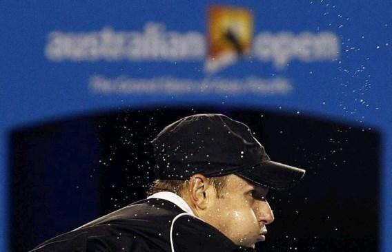 Roddick in achtste finales uitgeschakeld door Wawrinka