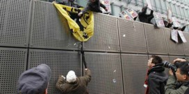 Politie pakt vijftal TAK-leden op