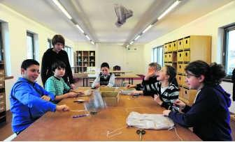 Het voormalige ArtBasicsforChildren wil kinderen nog meer stimuleren om hun creatieve kant te ontdekken.Herman Ricour