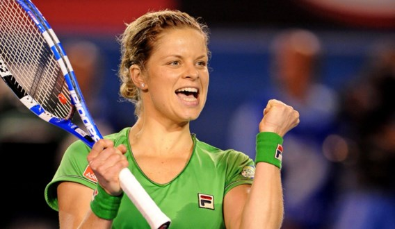 Kim Clijsters: 'Moest me even aanpassen'