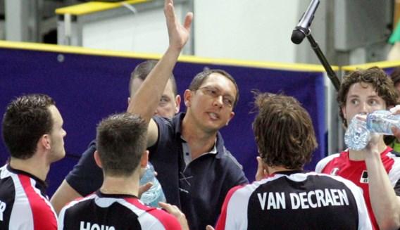 Topvolley Belgium mikt op Spelen 2020