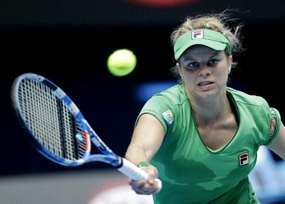 Clijsters voorbij Zvonareva naar finale Australian Open