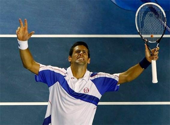 Novak Djokovic: 'Speel momenteel mijn beste tennis'
