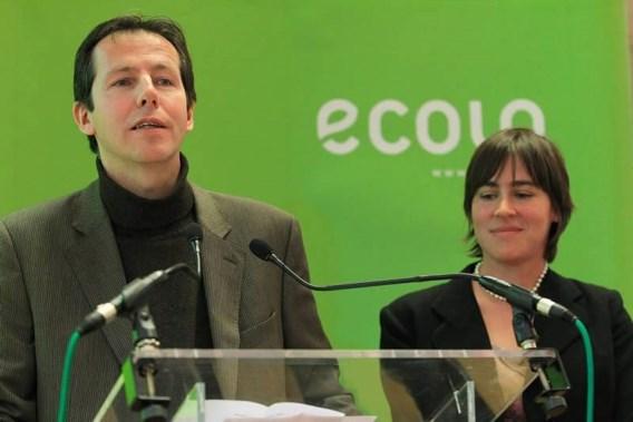 Voorzichtige toespraken op nieuwjaarsreceptie Ecolo
