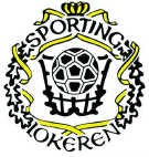 Het nieuwe logo van <br>Sporting Lokeren.if