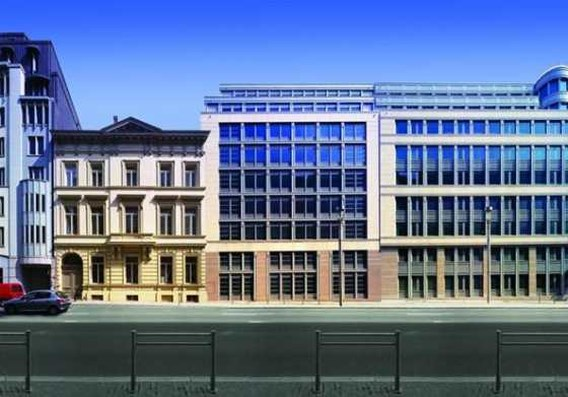 Topgebouw in Europese wijk verkocht