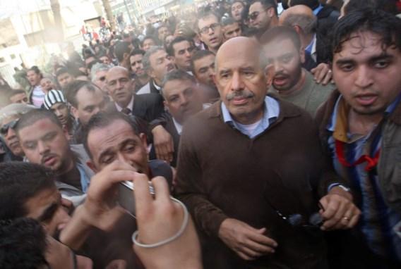 ElBaradei onder huisarrest
