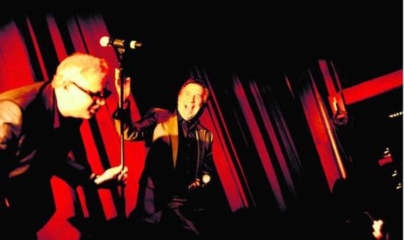 Stijn Meuris (links) bracht de rockversie van 'Arme Joe' waarmee hij in 1990 het vuur aan de lont stak.Koen Bauters