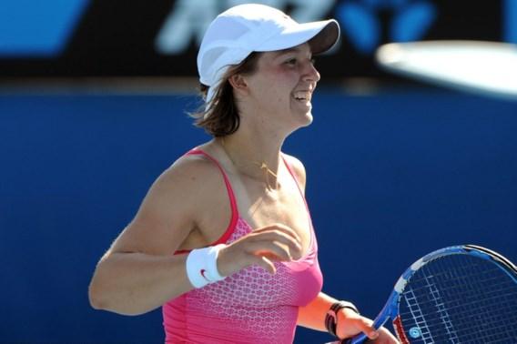 An-Sophie Mestach wint dubbelspel juniorentoernooi Australian Open