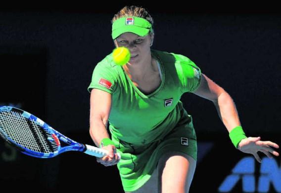 Kim Clijsters kan zaterdag haar doel voor 2011 waarmaken: een keer een ander grandslamtornooi winnen dan de US OpenVincent Kalut/photo news
