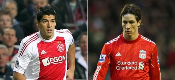 Suarez (Ajax) naar Liverpool, weg vrij voor Torres naar Chelsea?