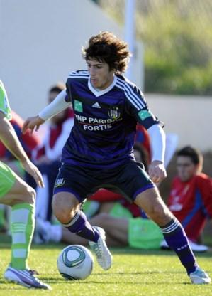Anderlecht verhuurt Chavarria aan Eupen
