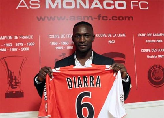 Monaco huurt Diarra van Real Madrid