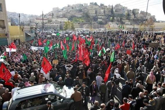 'De prijzen staan in vuur en vlam, net als de Jordaniërs'