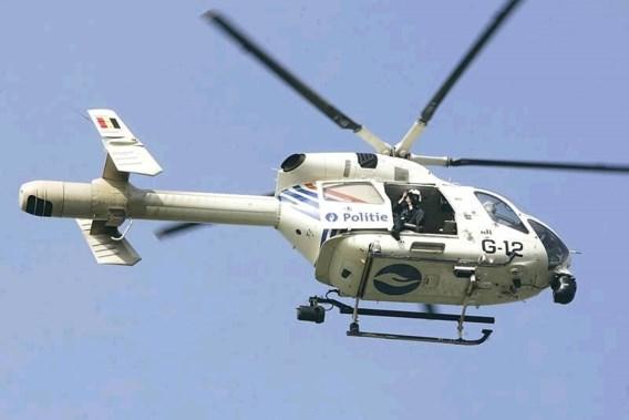 Politie verdacht van corruptie en privégebruik van helikopters